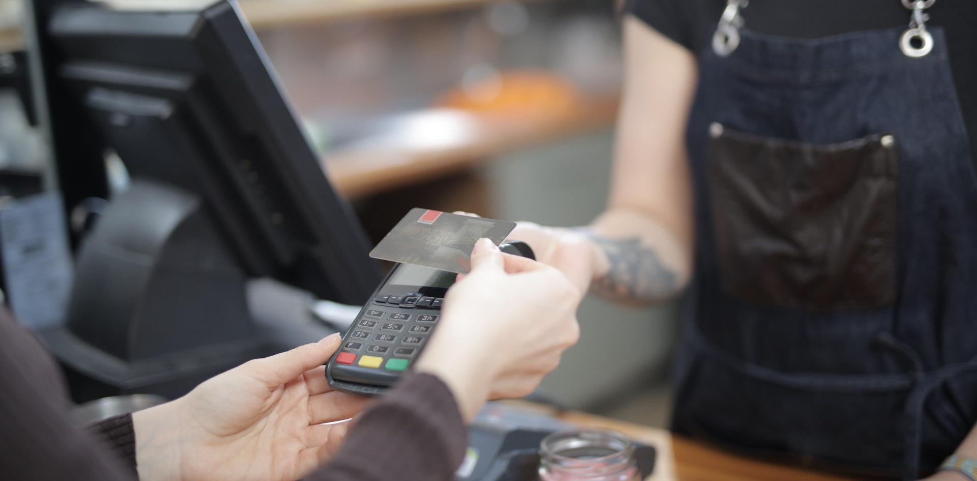 Paiement par carte sans contact