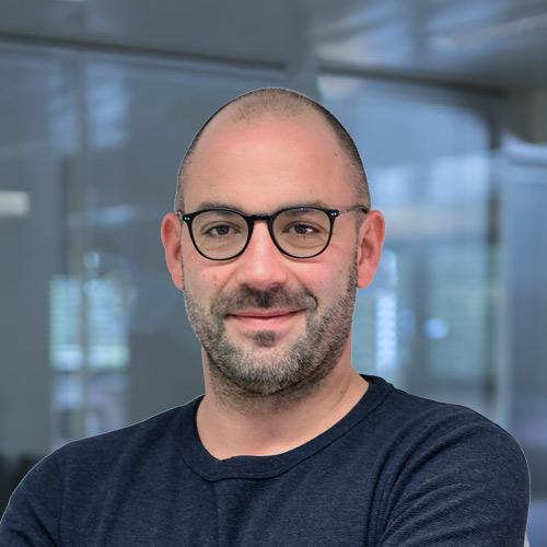 Jérémie Monney CEO